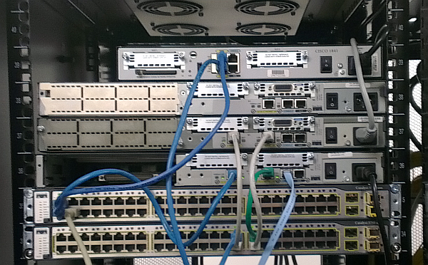 Final Preparations for the CCNA Exam / Building my CCNA/CCNP